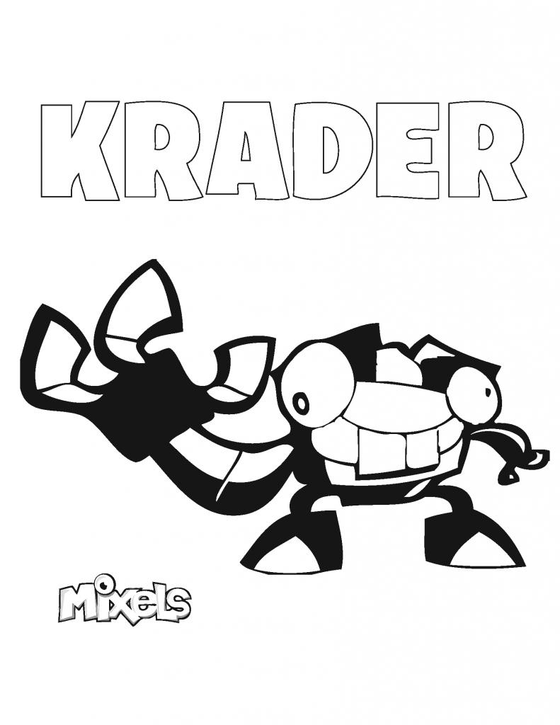 mixel-coloring-page-krader