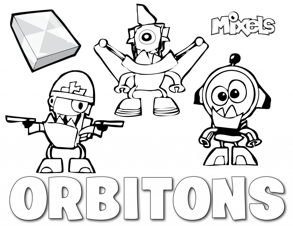 orbitons