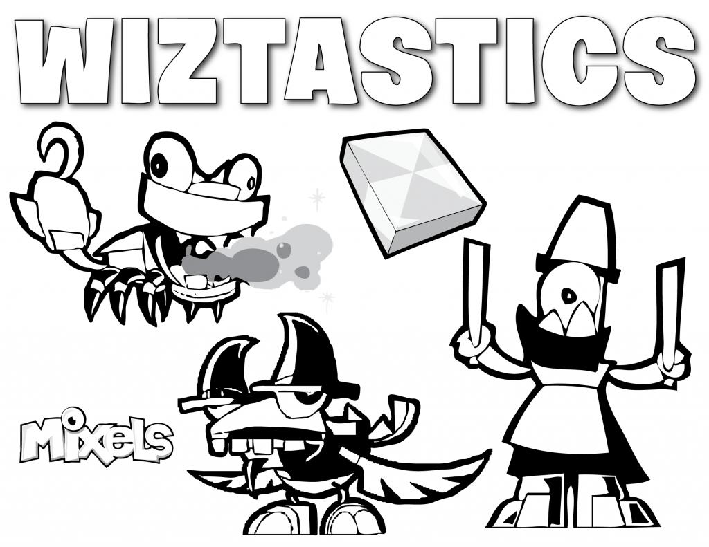 wiztastics