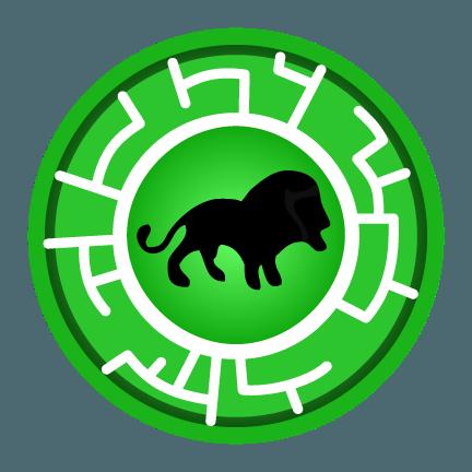 Lion Creature Power Disc